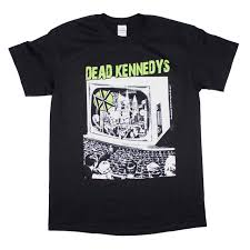 100 Dead Kennedys Police Truck T Shirt 2016 Invasion TShirt