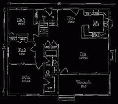 Cottage Style House Plan 3 Beds 1 00 Baths 1200 Sqft 409 1117