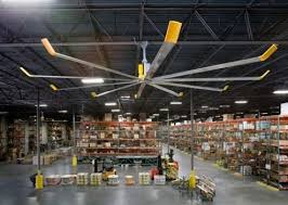 industrial hvls ceiling fans from serco for popular residence
