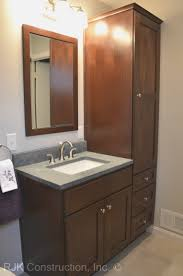 Tall Bathroom Cabinets Freestanding by Bathroom Amazing Tall Bathroom Cabinet With Mirror Artistic
