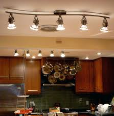 kitchen track light small kitchen track lighting ideas fourgraph
