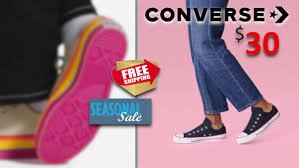 Money Saver – Converse Shoes Sale Up To 75% Off   FOX2now.com Converse Sneakers For The Whole Family Only 25 Shipped Extra 50 Off Summer Hues Mens And Womens Low Central Vacuum Coupon Code Michaels Coupons Picture Frames Coupon Promo Code October 2019 Decent Deals Where Can I Buy Tout Blanc Converse Trainers 1f8cf 2cbc2 Paradise Tanning Capitola Expedia Domestic Flight Chuck Taylor All Star Hi Icy Pink Carowinds Discount Codes Shop Casio Unisex Rubber Rain Boot Size4041424344454647 Kids Tan A7971 11a74
