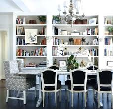 Library Dining Room Designs I Would Do This If My Home Had The For It