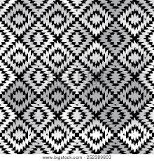 Seamless Pattern Turkish Carpet White Black Gray Silver Patchwork Mosaic Oriental Kilim Rug With Traditional Folk Geometric Ornament Tribal Style Vector