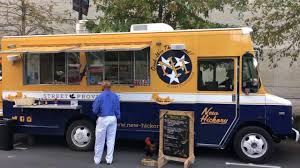 100 Food Trucks In Nashville Downtown Truck Thursday YouTube