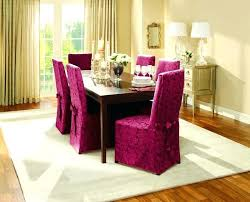 Dining Room Chair Seat Slipcovers Creative Decoration How To Make Covers Pleasant Design