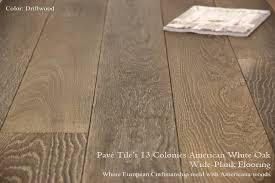 pav礬 tile wood inc reclaimed and aged engineered oak