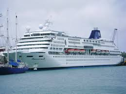 Cruise Ship Sinking 2007 by Remembering The Norwegian Dream Travelswithanthony