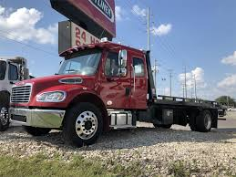 100 Tow Truck Columbus Ohio 2019 FREIGHTLINER BUSINESS CLASS M2 106