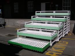 lits superposés pour famille nombreuse déco design