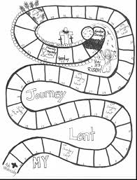 Amazing Lent Coloring Pages With And Printable