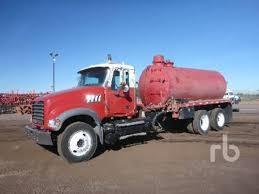 100 Used Vacuum Trucks Mack Granite Gu713 Tank For Sale On Dc39