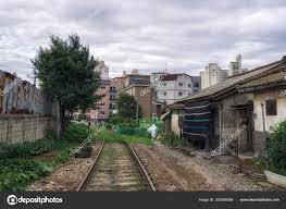 100 Houses In South Korea Hangdong Abandoned Railroad Surrounding Shops Seoul
