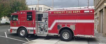 100 Motor Trucks Everett A Sneak Peek At New Fire MYEVERETTNEWScom