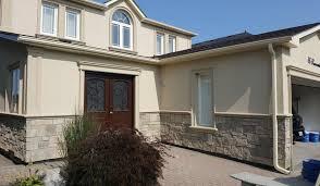 100 Modern Stucco House Exterior Stone Siding Installation Toronto