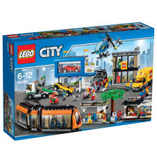 LEGO City Town Square 60097 - £150.00 - Hamleys For Toys And Games
