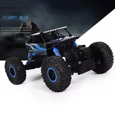 Hot RC Car 2.4G 4CH 4WD Rock Crawlers 4x4 Driving Car Double Motors ...