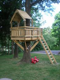 100 Modern Tree House Plans Elevated Elegant Outdoor Playhouses To Inspirea