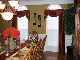 18 Photos Gallery Of Dining Room Curtains Accent Decor Ideas