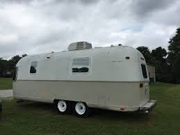 100 Restoring Airstream Travel Trailers Rollin W Blanche An Argosy Camping