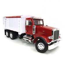 100 Toy Grain Trucks Th Big Farm Peterbilt Truck With Box ARDIAFM
