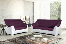 canapé cuir tissu canape canape cuir blanc 3 places canapac chesterfield 14