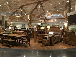 Amish Headquarters located inside the Furniture Mall of Kansas