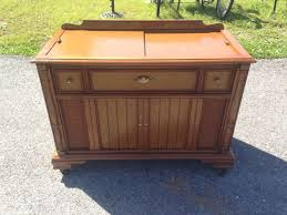Magnavox Record Player Cabinet Value by Antique Radio Speaker Ready To Ship