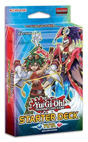 yugioh 2016 starter deck yuya 1st edition deck yugioh