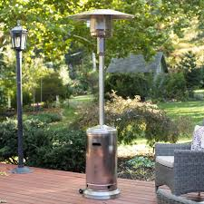 Mainstay Patio Heater Troubleshooting by Fire Sense Stainless Steel Standard Series Patio Heater Walmart Com