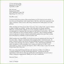 Cover Letters Examples Without Contact Name Fresh What Put On A