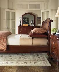 Macys Headboards And Frames by Bordeaux Louis Philippe Style King Sleigh Bed Beds Furniture