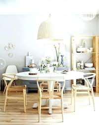 Scandinavian Dining Set Room Danish Chairs Table Of Some