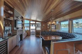 100 Lake Union Houseboat For Sale Executive Floating Residence New Price 974000