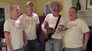 Sandbox Band Sings Dinosaur Ride