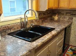 kitchen granite countertops omaha with compartment sink