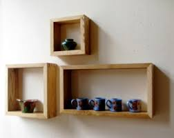 Rectangular Shelveswall Shelveswood Shelvesdisplay Shelvesfloating Shelvesrustic