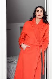 robe de chambre tres chaude pour femme marbore 1882 collection femmes prêt à porter et sur mesure marbore