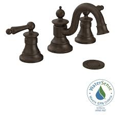 moen voss faucet rubbed bronze moen voss 2 handle bidet faucet trim kit in rubbed bronze