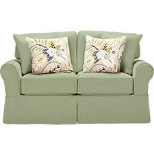 Cindy Crawford Beachside Denim Sofa by Cindy Crawford Home Beachside Blue Loveseat Loveseats Blue