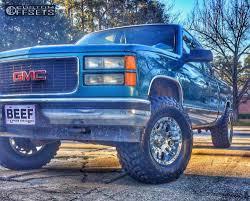 100 Mastercraft Truck Tires 1998 Gmc K1500 Moto Metal Mo951 Stock Custom Offsets
