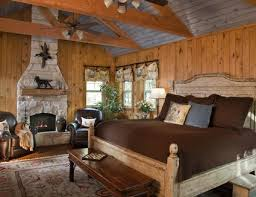 8 Rustic Bedrooms Done Right