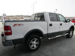 100 2007 Ford Truck Used F150 4WD SuperCrew 139 FX4 At The Internet Car Lot