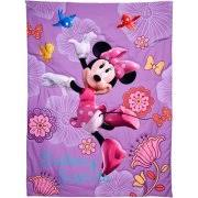 Minnie Mouse Queen Bedding by Disney Minnie Mouse Fluttery Friends 4 Piece Toddler Bedding Set