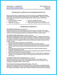 Hotel Senior Sales Manager Resume Perfect Format New For Insurance