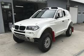 100 Rally Truck For Sale Pony Up And Buy This XRaidBuilt DakarReady BMW X3 Cross Country