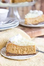 Pumpkin Gingersnap Cheesecake Bars by White Chocolate Pumpkin Cheesecake With Gingersnap Crust