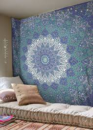 Urban Outfitters Bedding urban outfitters star mandala tapestry dorm room bedding set blanket