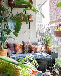 Gypsy Home Decor Ideas by Bohemian Outdoor Area In Manhattan Boho Gypsy Hippie Decor