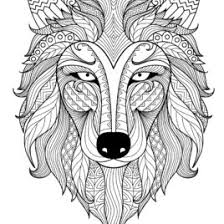 Intricate Coloring Pages For Adults Free Archives